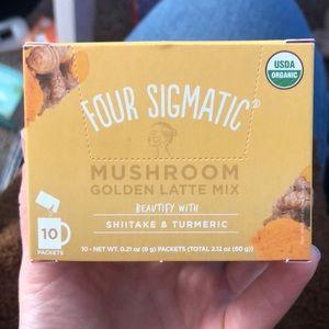 9/10 mushroom golden latte mix